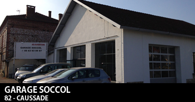 Garage SOCCOL
